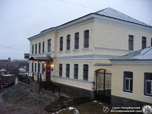 Дом купца купца Ф.Я. Пантелеева. Фото Н.В. Лаврентьева, 11.ХII.2011 года.