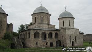 Успенская церковь. Фото Е.В. Лаврентьевой, 25.VII.2012 года.
