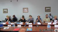 Участники конференции. Фото Е.В. Лаврентьевой, 25.VII.2012 года.