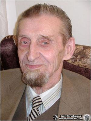 Ю. А. Мазанов. Фото С. Г. Зирина, апрель 2008 г.