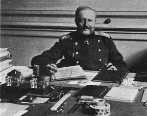 Директор Императорской Публичной библиотеки Николай Шильдер. Фото 1900-х годов.