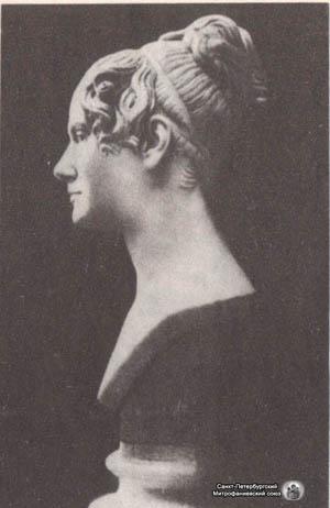 Szymanowska Maria. Popiersie (Tatarkiewicz).