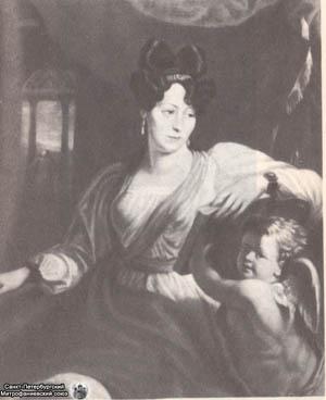 Portret Marii Szymanowskiej (Wańkowicz).
