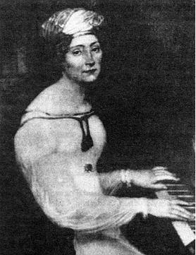 Szymanowska Maria. Portret (Kokular).