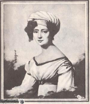 Szymanowska Maria. Miniatura (Jacques).